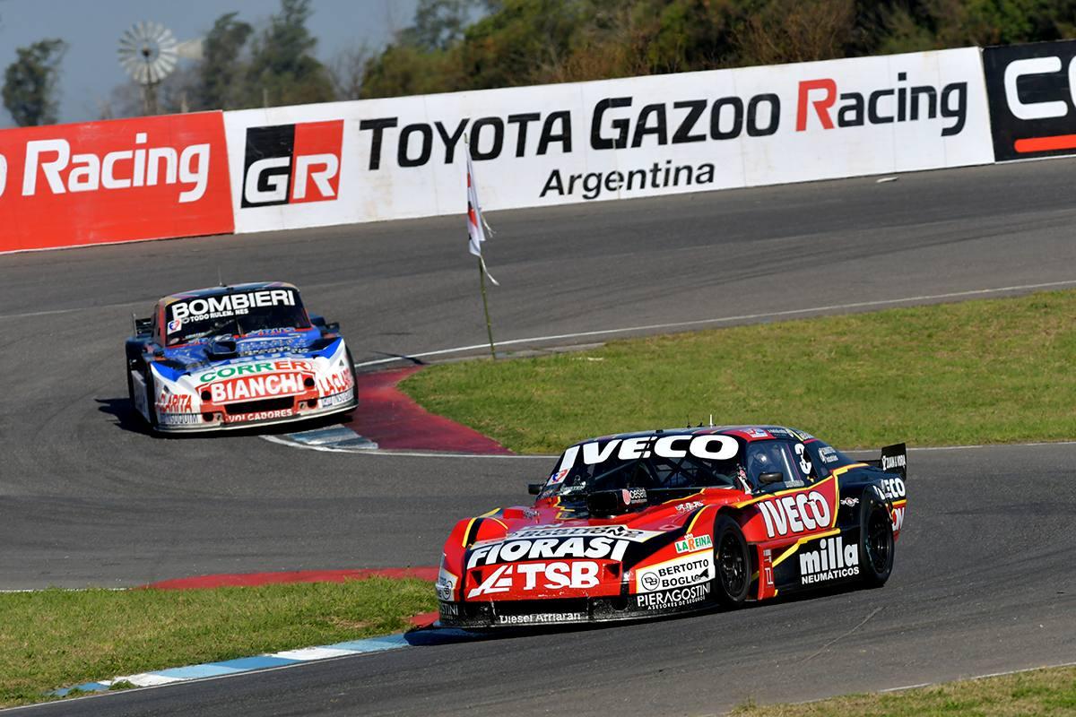 El piloto rionegrino se había quedado con la final del Turismo de Carretera en Rafaela, pero fue excluido en la técnica y, el triunfo quedó para Ledesma
