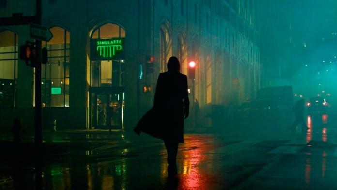 Matrix: Resurrección