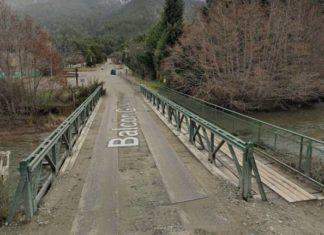 Puente Centenario en Villa Los Coihues